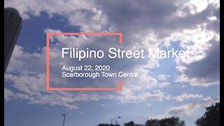 Filipino Street Market