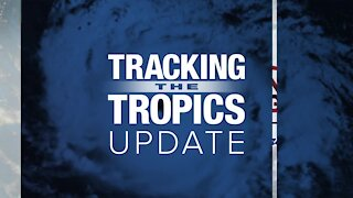 Tracking the Tropics | Oct 15 evening update