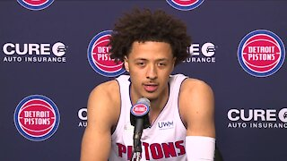Casey, Cunningham talk expectations at Pistons media day