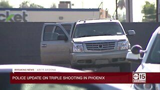 Update on Friday morning quadruple shooting in West Phoenix