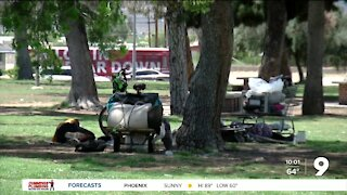 Tucson, Pima County looking to buy hotels to house homeless