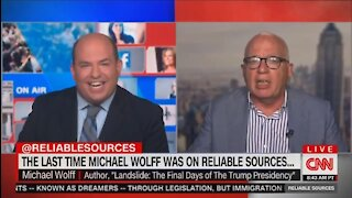Brian Stelter Gets Called Out By His Own Guest: You Are Why People Hate Media