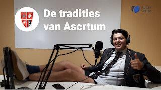 Samuel Ehren over de tradities van Ascrum | Rugby Inside Podcast #1