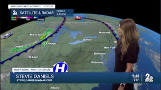WMAR 2 News Weather