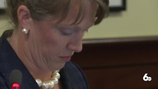 Lawmaker who ID'd rape accuser may lose committee assignment
