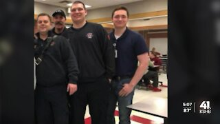 Fallen Independence police officer's impact felt in Northland fire department
