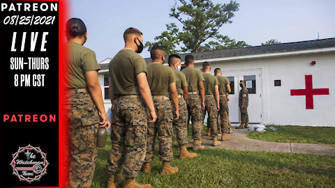 The Watchman News - 800,000 Service Members Still Haven't Gotten A Shot And Could Face Court Martial