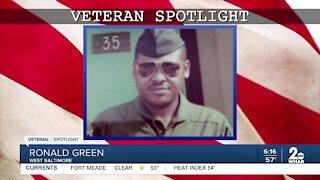 Veteran Spotlight: Ronald Green of Baltimore