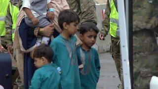 Europe Welcoming Afghan Refugees