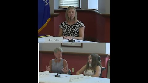 Skutki uboczne po szczepionkach przeciwko COVID-19: Kristi Dobbs i Maddie de Garay