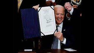 President Biden signs bill creating Juneteeth holiday in Amercia