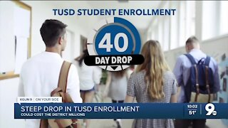 Steep drop in TUSD enrollment could cost district millions