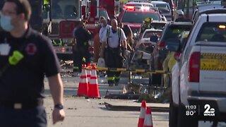 Aunt of victim speaks about Northwest Baltimore explosion