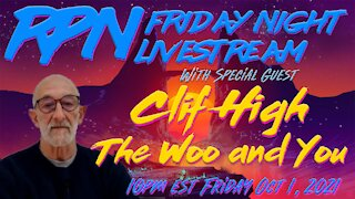 Journeys In Hyperspace with Clif High on Friday Night Livestream