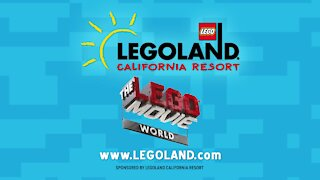 Check Out The LEGO Movie World at Legoland