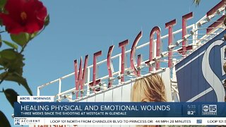 Healing physical, emotional wounds since shooting at Westgate