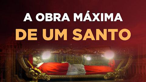 O Brasil irá conhecer mais um doutor da Igreja!