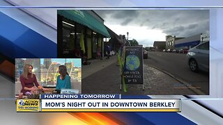 Mom's Night Out in Downtown Berkley