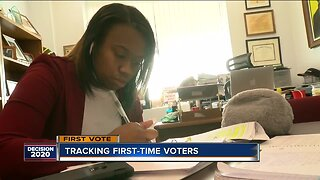 Tracking first-time voters in Wisconsin: Sherlean Roberts