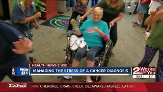 Managing the stress of cancer diagnosis