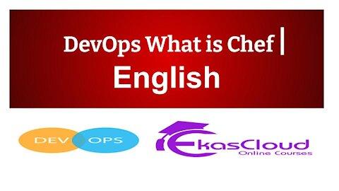 #DevOps What is Chef   Ekascloud   English
