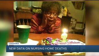 New data on nursing home deaths