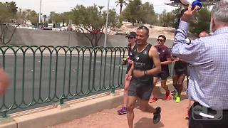 #VegasStrong locals unite to run Boston Marathon