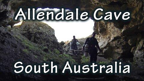 Diving Allendale Cave, Mount Gambier - South Australia