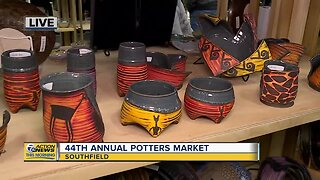 44th Annual Potters Market with guest artist Thomas Harris