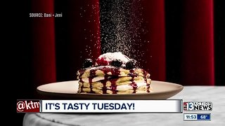 Tasty Tuesday on March 26