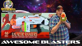 Cobra | 102SB | Galactic Rangers Blaster