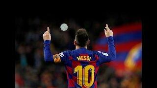 Messi ball controls that Ronaldo cannot make