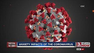 Anxiety Impacts of the coronavirus