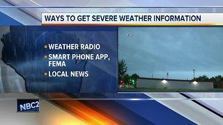 Tornado and Severe Weather Awareness Week