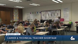 CTE programs search for solution to teacher shortage