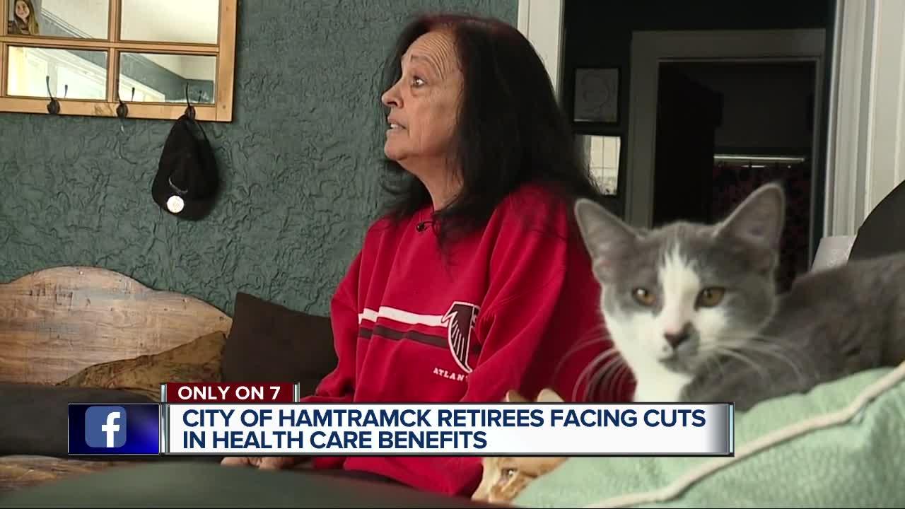 Retired Hamtramck police detective describes hundreds losing health insurance benefits