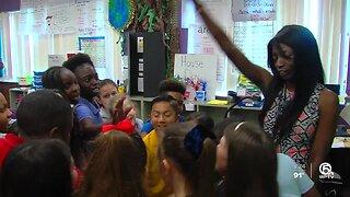 Wellington third-grade teacher is Palm Beach County's Teacher of the Year