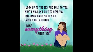 I miss everything about you [GMG Originals]