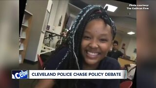 Cleveland residents demanding changes to police department's chase policy