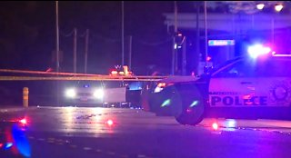 Las Vegas officers involved in crash with suspected impaired driver