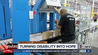 Turning Disability into Hope