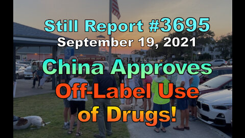 China Approves Off-Label Ivermectin Use!, 3695