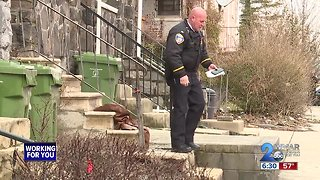 Three killed over weekend in Baltimore