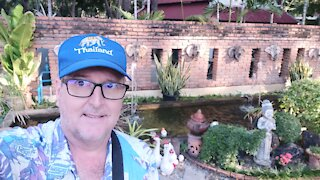 King Taksin Shrine in Tak city, Thailand