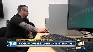 Program offers student loan alternative