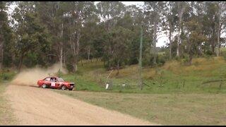 Group 4 Escort Rally car