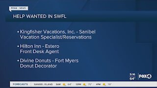 Employment opportunities in Southwest Florida