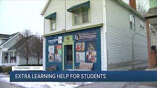 Learning program in East Aurora offering school families relief