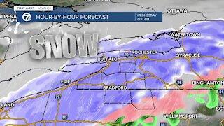 7 First Alert Forecast 5 p.m. Update, Monday, April 19
