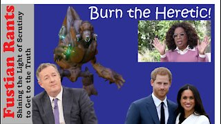 Cancel Culture Claims Piers Morgan